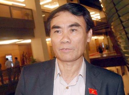Đại biểu Trần Đình Nhã lo ngân sách bị lãng phí khi lạm phát cấp phó.
