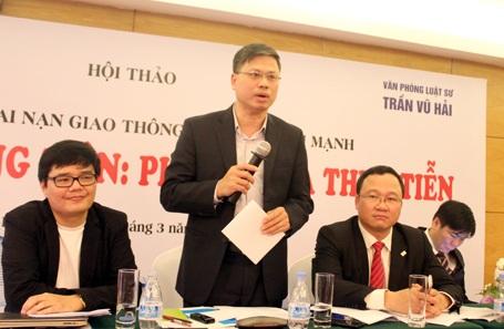 Đại biểu Quốc hội Nguyễn Sỹ Cương đồng ý với đề xuất tịch thu xe của người nặng hơi men