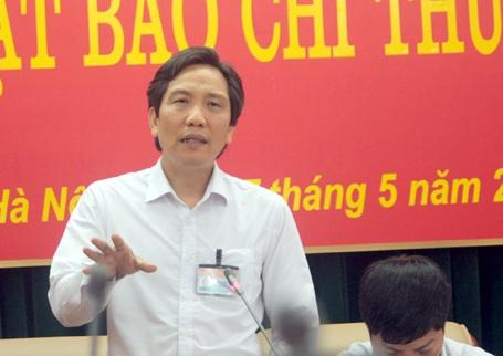 Thứ trưởng Bộ Nội vụ Trần Anh Tuấn nói rõ về kế hoạch tinh giản 10% biên chế