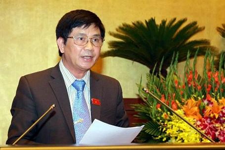 Ông Nguyễn Văn Hiện - Chủ nhiệm Ủy ban Tư pháp Quốc hội