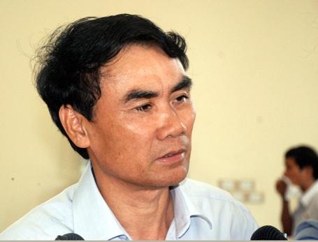 Ông Trần Đình Nhã - Phó Chủ nhiệm Ủy ban Quốc phòng An ninh Quốc hội (Ảnh: Việt Hưng)