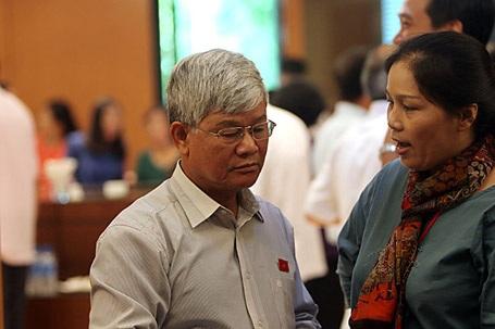 Đại biểu Nguyễn Anh Sơn muốn Quốc hội có tiếng nói chính thức về vấn đề biển Đông