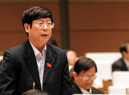 Đại biểu Đỗ Mạnh Hùng cảm thấy bất an khi truy cập internet