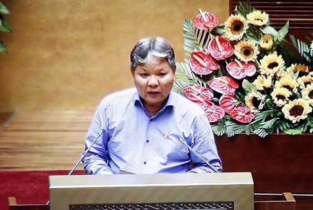 Bộ trưởng Bộ Tư pháp Hà Hùng Cường
