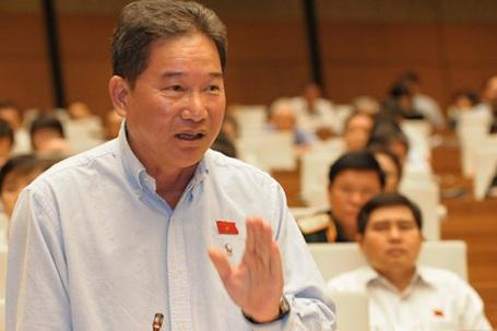 Đại biểu Nguyễn Bá Thuyền đồng ý với quan điểm mở rộng thêm một số cơ quan được tiến hành điều tra