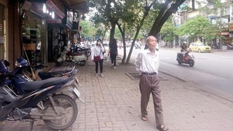 Những năm gần đây Hà Nội quản chặt vỉa hè lòng đường (Ảnh: An ninh Thủ đô)