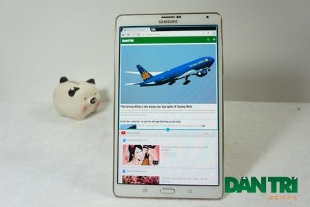 Đánh giá Galaxy Tab S 8.4: Tablet hoàn thiện nhất của Samsung