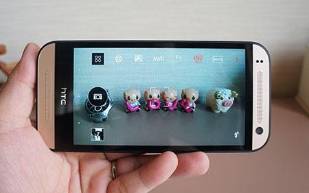 Đánh giá HTC One Mini 2: Bản thu gọn khá tốt của One M8Ġ(chờ bổ sung video)