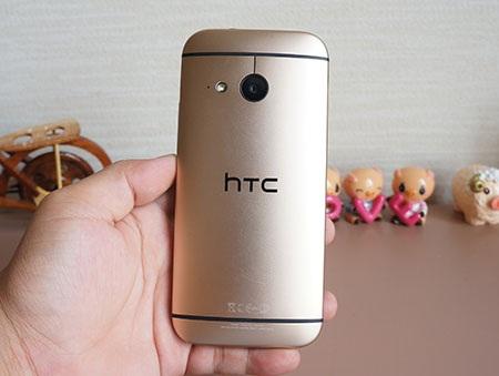 Đánh giá HTC One Mini 2: Bản thu gọn khá tốt của One M8 (chờ bổ sung video)