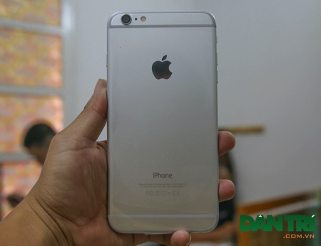 iPhone Ķ Plus so với iPhone 5s