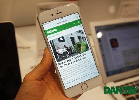 iPhone 6 Plus 16 GB chính hãng giảm hơn 1 triệu đồng