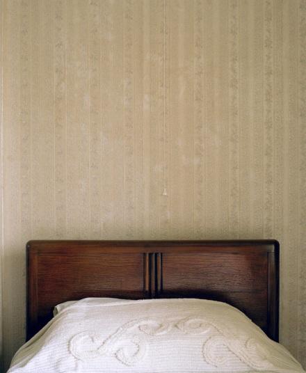 Phòng ngủ tầng trên cùng. Cô Edie ngủ ở đây cho đến khi cô qua đời vào cuối những năm 1970.