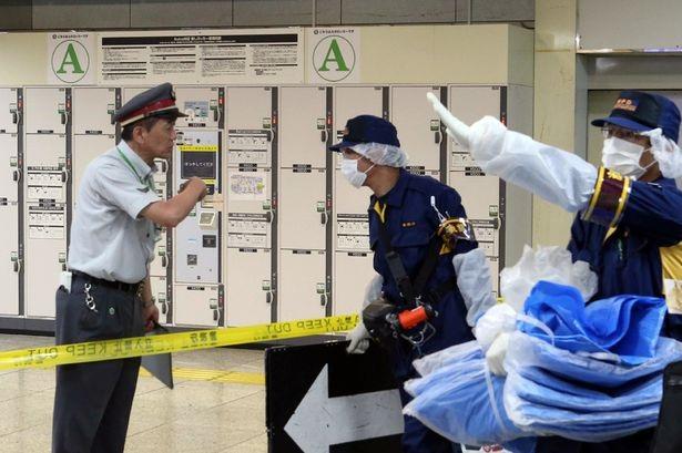 Xác chết giấu trong nhà ga suốt 1 tháng trời không ai phát hiện
