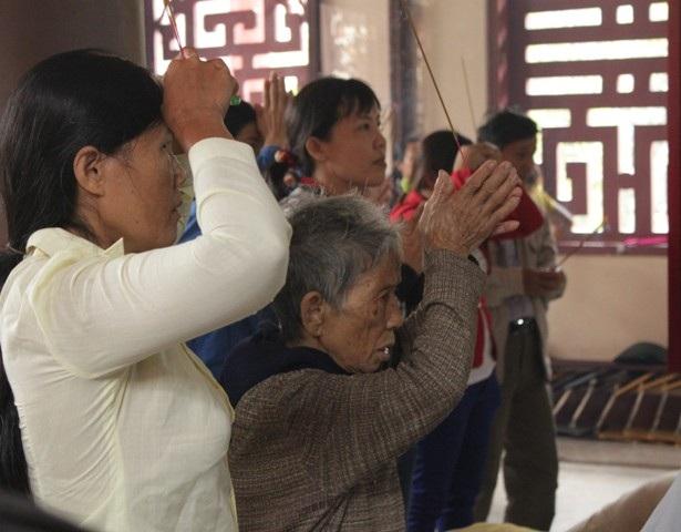 Cầu an cho người thân trong gia đình được mạnh khỏe