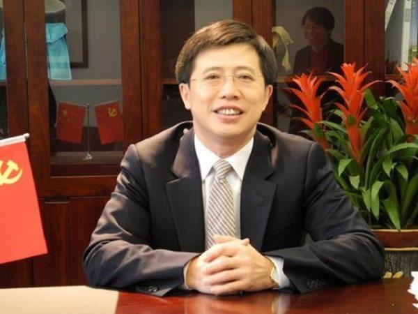 Ông Ký Văn Lâm. (Nguồn: QQ)
