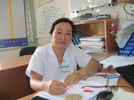 BS-CK2 Ngô Thị Thanh Thủy