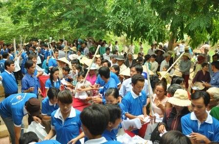 Hành trình Tiết kiệm điện được đông đảo người dân Tiền Giang hưởng ứng