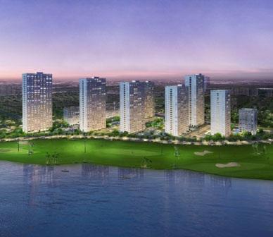Bất động sản Phú Mỹ Hưng chiếm ưu thế trên thị trường khu Nam quý 1 và 2