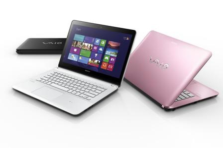 VAIO Fit mới của Sony