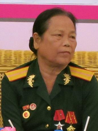 """Nữ biệt động Sài Gòn có biệt danh """"Con thoi sắt"""" Nguyễn Thị Mai"""