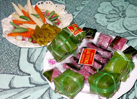 Công bố Top 50 đặc sản quà tặng Việt Nam