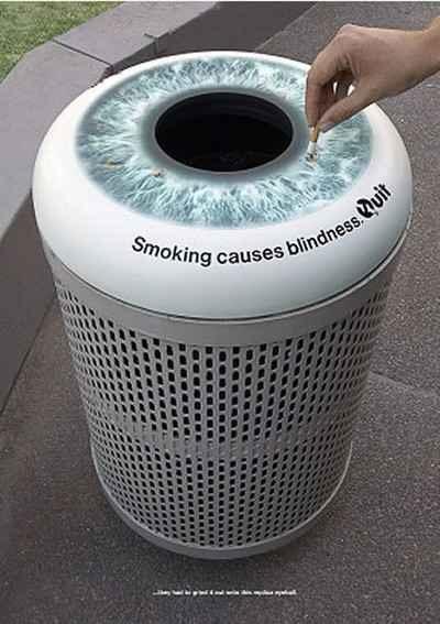 10 ý tưởng độc đáo tuyên truyền phòng chống thuốc lá - 2
