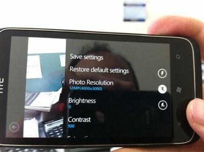 """Rò rỉ smartphone với camera """"khủng"""" của HTC - 2"""