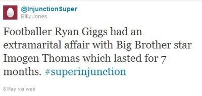 Ryan Giggs kiện Twitter và người dùng vì làm lộ vụ ngoại tình - 1