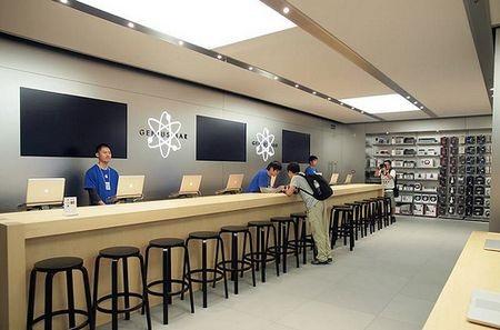 Bên trong cửa hàng Apple Store lớn nhất thế giới - 15