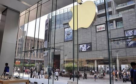 Bên trong cửa hàng Apple Store lớn nhất thế giới - 18