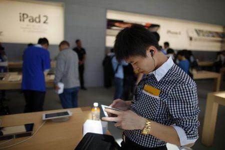 Bên trong cửa hàng Apple Store lớn nhất thế giới - 9
