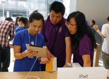 Bên trong cửa hàng Apple Store lớn nhất thế giới - 10