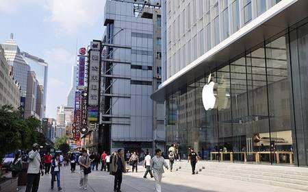 Bên trong cửa hàng Apple Store lớn nhất thế giới - 1