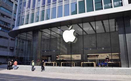 Bên trong cửa hàng Apple Store lớn nhất thế giới - 2