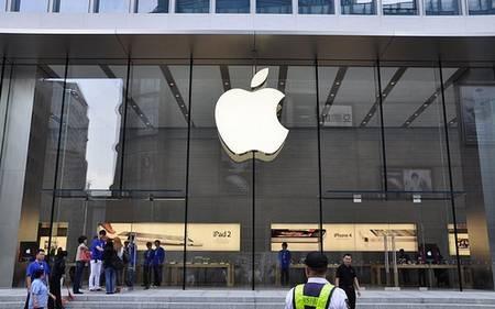 Bên trong cửa hàng Apple Store lớn nhất thế giới - 3