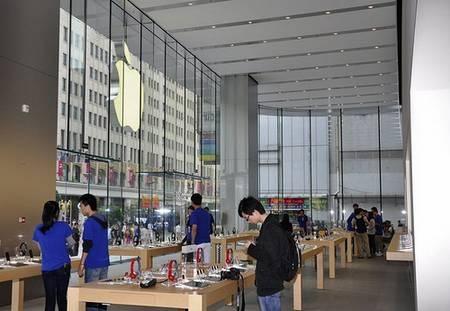 Bên trong cửa hàng Apple Store lớn nhất thế giới - 4