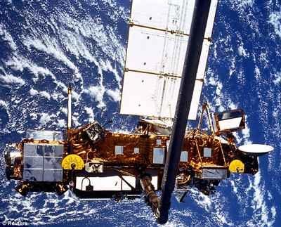 NASA cảnh báo vệ tinh 6,5 tấn sẽ rơi xuống trái đất - 1