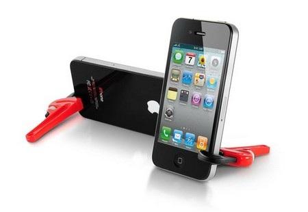 """Bộ sưu tập giá đỡ """"độc"""" dành cho iPhone - 1"""