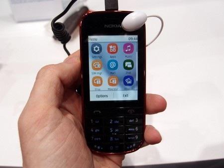 """Nokia """"tấn công"""" MWC 2012 với loạt điện thoại giá rẻ - 11"""