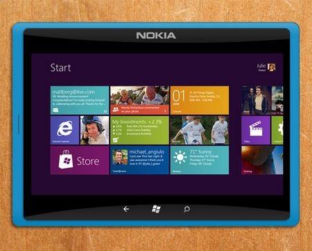 Nokia lần đầu thừa nhận đang phát triển máy tính bảng