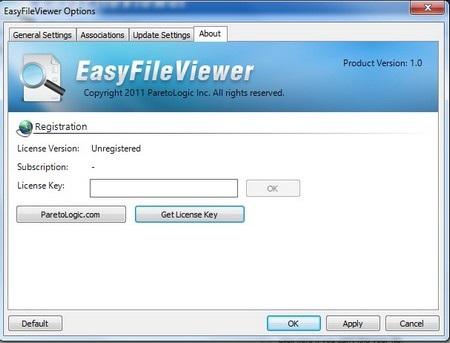 Nhấn vào đường link ở mục 'Click here' để nhận mã bản quyền phần mềm