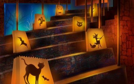 Giao diện Halloween cho Windows 7