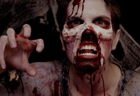 Một xác sống zombie khác được đầu tư kỹ lưỡng