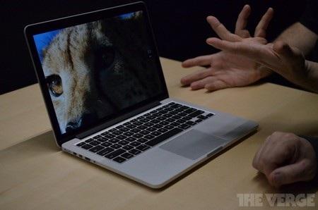 Sản phẩm nổi bật với màn hình siêu nét