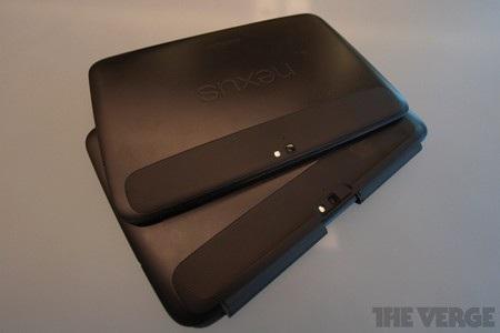 Giao diện Android 4.2 trên Nexus 10
