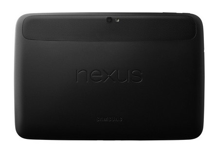 Ảnh thực tế Nexus 10: