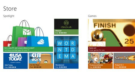 Số lượng ứng dụng đóng vai trò quan trọng cho tương lai của Windows 8