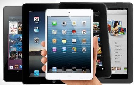 Sự xuất hiện của iPad mini hứa hẹn một cuộc đua hấp dẫn trên phân khúc máy tính bảng cỡ nhỏ