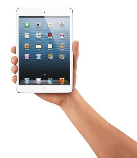 Ảnh thực tế iPad mini: