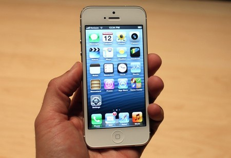 iPhone 5: